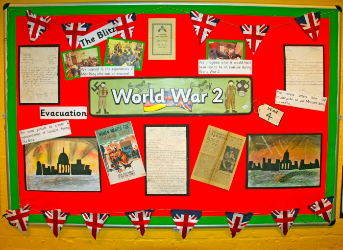 Displaysschool environment st josephs catholic primary school world war 2 year 4 gumiabroncs Image collections